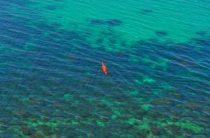Крым: в море ищут пропавшего 70-летнего каякера