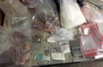 Крымские полицейские изъяли у мужчины почти три килограмма синтетических наркотиков