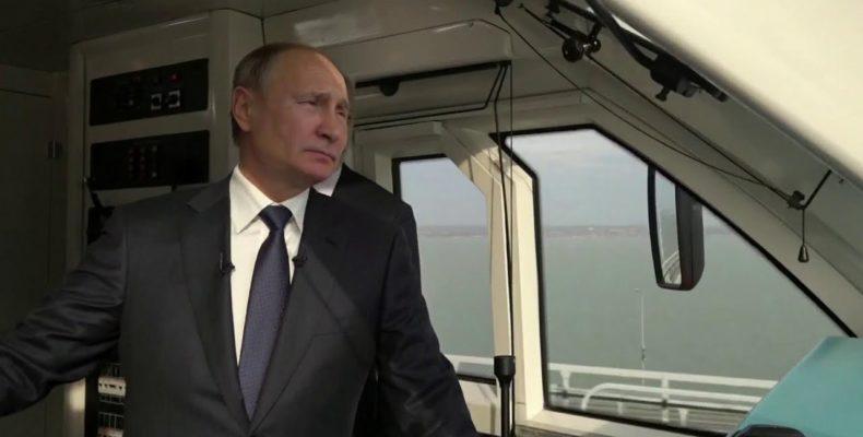 Что «болит» у Крыма? Владимир Путин потребовал грамотного «лечения»