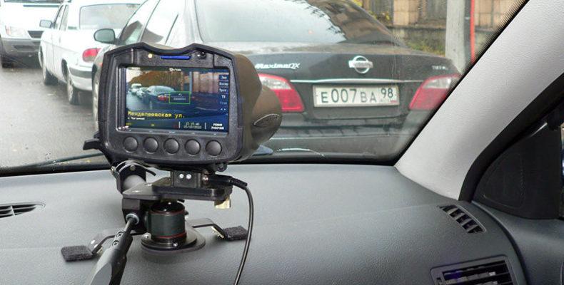 ГАИ предупреждает: на дорогах Ялты функционирует система видеофиксации «Паркон»