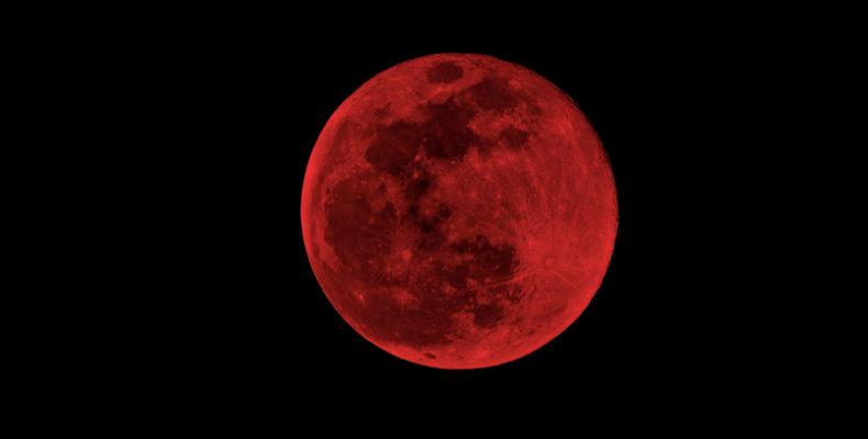 Крымчане станут свидетелями первого лунного затмения в 2020 году