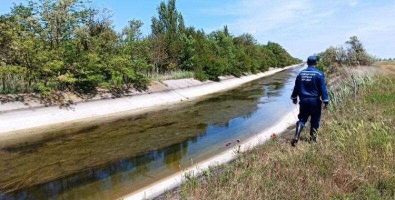 Крым: тело 6-летней девочки нашли в Северо-Крымском канале водолазы