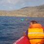 Крым: кайтсерфера унесло в море