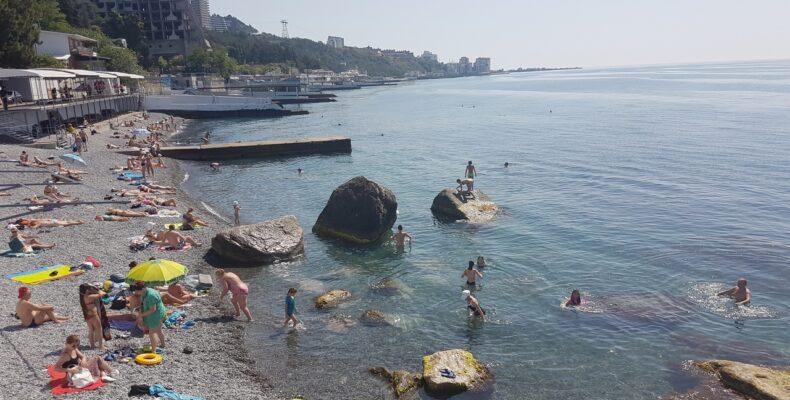 Крымские пляжи работают по новым правилам — Минкурортов