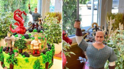Торт с изображением главы Ялты взбудоражил соцсети