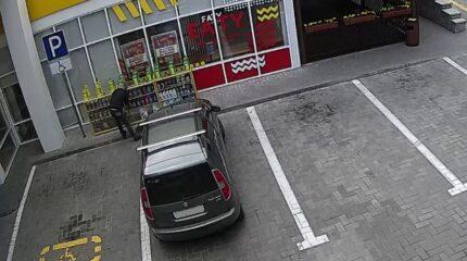 Ялта: мужчина похитил с автозаправочной станции 8 канистр машинного масла