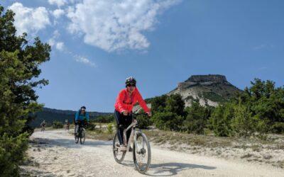 Велотур | Чернореченский каньон (на электровелосипеде)
