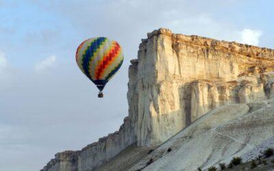 Полет на воздушном шаре | Крым