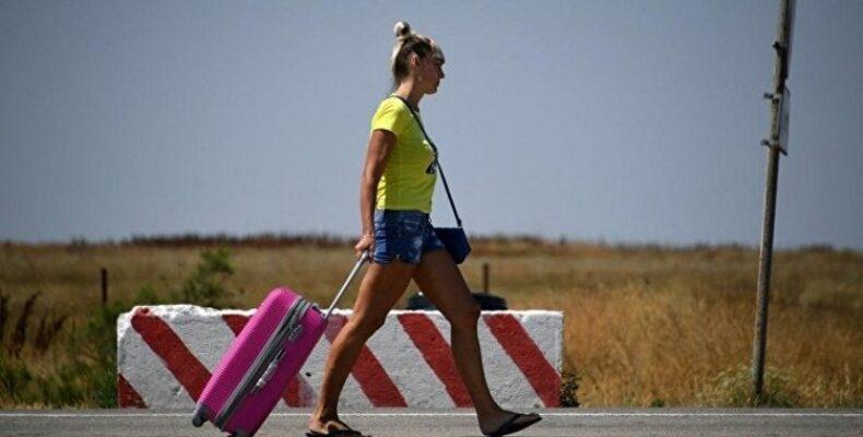 Киев сделал заявление по поводу поездок крымчан на Украину