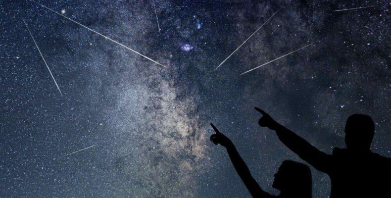 Крымчане смогут увидеть звездопад Персеиды
